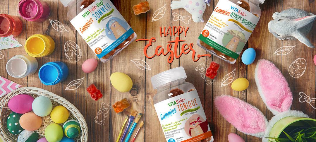 IRATI's Easter secrets for healthy children !
