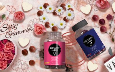 IRATI makes sexy Gummies just for U !